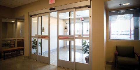 3 Reasons Automatic Doors Benefit Businesses Crestwood Kentucky & Crestwood KY Doors | NearSay