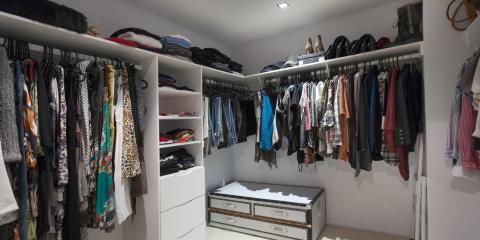 How to Keep Your Closet Organized, Raleigh, North Carolina