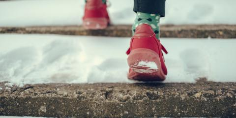How to Avoid a Slip & Fall Accident This Winter , Boston, Massachusetts