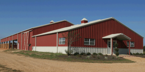 How Well Do Metal Buildings Withstand the Elements?, Slocomb, Alabama