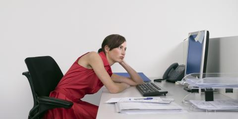 5 Ways Poor Posture Can Put Your Health in Jeopardy, High Point, North Carolina