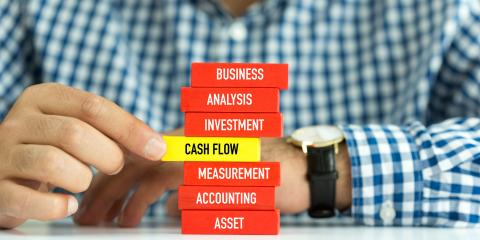 3 Reasons Cash Flow Management Is Key In Small Business Accounting, O'Fallon, Missouri