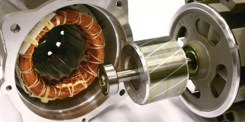 Electric motor service explains the differences between for Electric motor rebuild shop near me