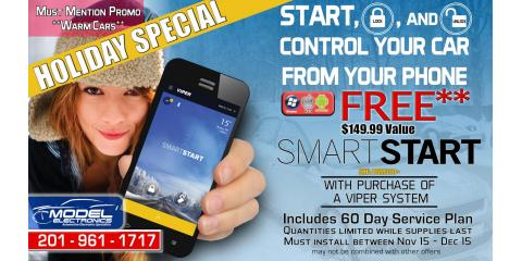 FREE Viper SmartStart with Viper System , Ramsey, New Jersey