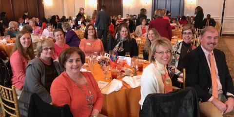 Sharrard, McGee & Co., PA Among Sponsors of YWCA Annual Meeting, Greensboro, North Carolina