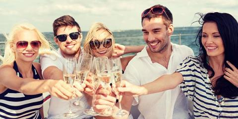 Reasons to Host Your Holiday Party on a Yacht, Berkeley, California