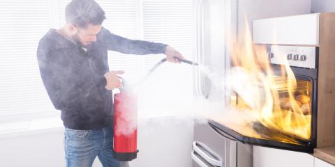 The Do's & Don'ts of Handling a Grease Fire, Russellville, Arkansas