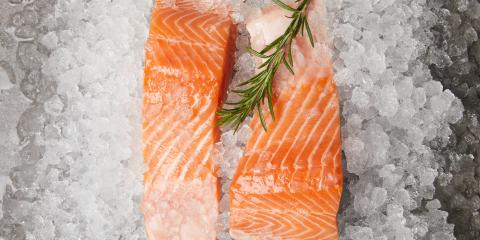 What's the Best Way to Thaw Frozen Fish?, Anchorage, Alaska