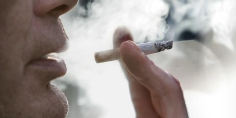 Smoking Increases Muscle Pain, Back Pain, Lincoln, Nebraska
