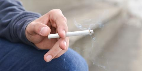 How Smoking Increases Your Risk of Back Pain, Dardenne Prairie, Missouri