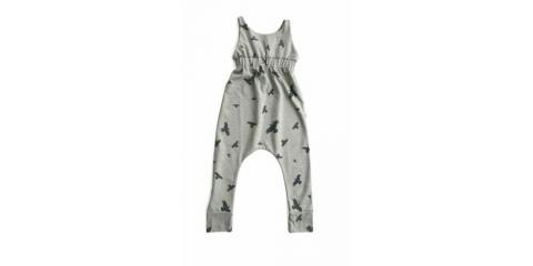"Smoochie Baby Loves Kids' Clothes From Popular Scandinavian Brand ""Moi"" , Brooklyn, New York"