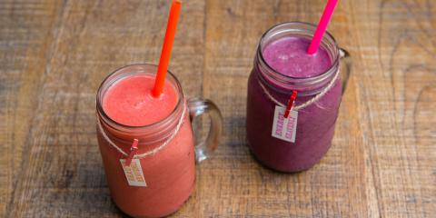 4 Reasons to Drink This Honolulu Cafe's Energy Smoothies, Honolulu, Hawaii