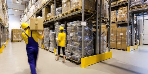 4 Reasons Your Distribution Facility Needs Commercial Cleaning Services, Atlanta, Georgia