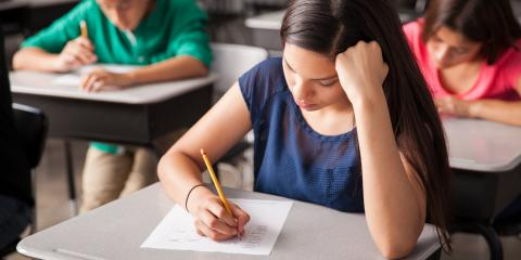 Top 5 Test-Taking Mistakes Students Make, Vinings, Georgia