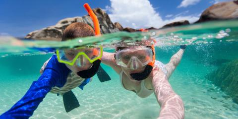How to Clear Water From Snorkel Gear & Other Must-Know Snorkeling Tips, Lahaina, Hawaii