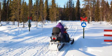 5 Top Safety Tips for First-Time Snowmobile Riders, Parma, New York
