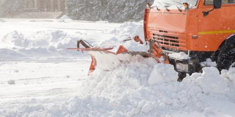 How Anchorage's Snow Plowing Experts Safely Clear Away the Snow & Ice, Anchorage, Alaska