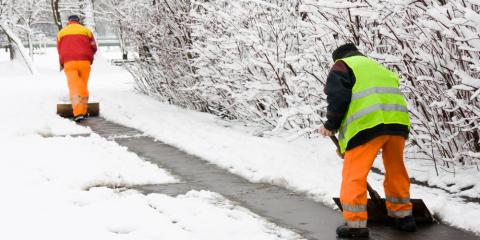 3 Reasons to Use Professionals for Wintertime Ice Removal, Anchorage, Alaska