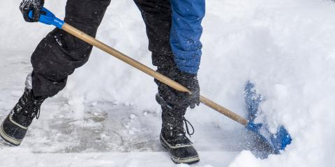 How Snow Removal Affects Your Asphalt, Anchorage, Alaska