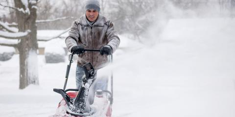 3 Reasons to Hire a Professional Snow Removal Service, Oak Ridge, North Carolina