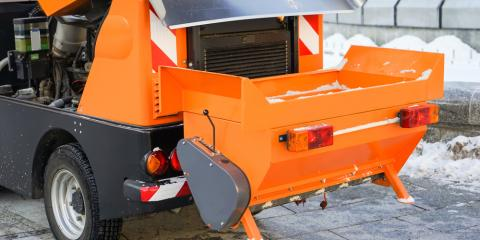 Snow Removal Equipment: 5 Things to Ask Yourself Before Buying a Spreader for De-Icing, Evergreen, Montana