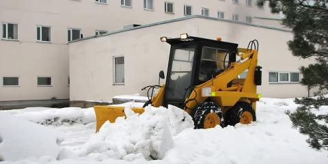 Top 4 Reasons to Hire a Commercial Snow Removal Company, Chester, California