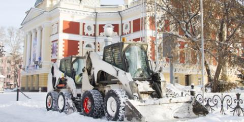5 Tips for Selecting a Snow Removal Company for Your Business, Granby, Connecticut