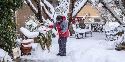 How Snow Affects Your Landscaping, Fairbanks, Alaska