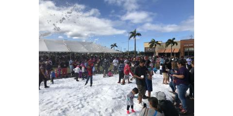 How to Make a Snow Party Educational, Honolulu, Hawaii