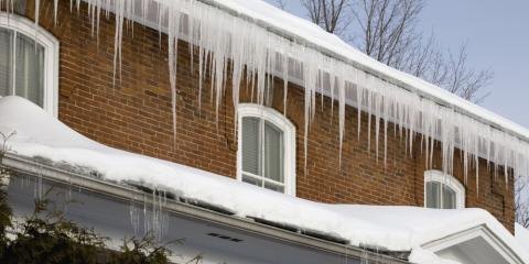 How Snow & Ice Can Damage Your Roofing Shingles and Cause Other Related Problems, Stokesdale, North Carolina