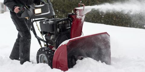 Top Reasons to Have a Professional Take Care of Your Snow Removal, Granby, Connecticut