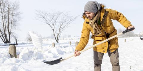 3 Ways to De-Ice Sidewalks & Driveways, Buffalo, Pennsylvania