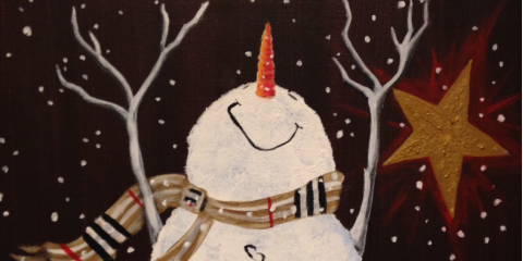 Paint & Sip at Pinot's Palette For a Fun Holiday Celebration You'll Never Forget!, Middletown, Ohio