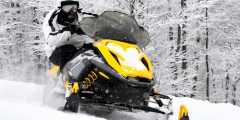 Important Information About Snowmobile Insurance & Safety, Omaha, Nebraska