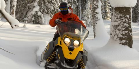 3 Riding Tips for Snowmobile Beginners, Homer, Alaska