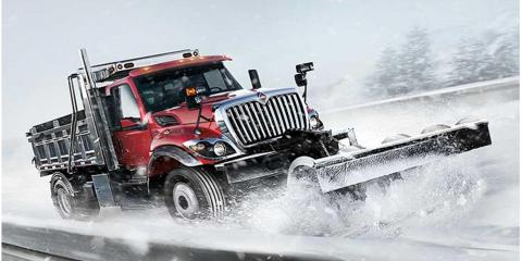 How to Maintain Your Commercial Trucks in the Winter, Seneca, New York