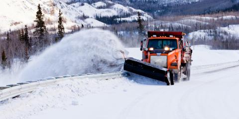 Choosing Between a Cutting-Edge or Base-Angle Attachment for Snowplows, Evergreen, Montana