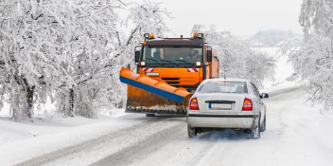 The Importance of Road Salt & Sand in Snow Removal, Medary, Wisconsin