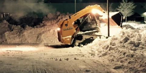 3 Reasons to Hire a Professional Snow & Ice Removal Company, Grant, Nebraska