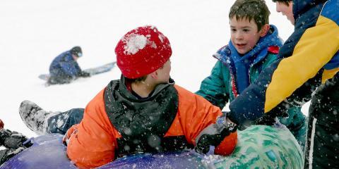 Snow Tubing Group Fun Returns When Beach Mountain Opens on November 20th, Mason, Ohio