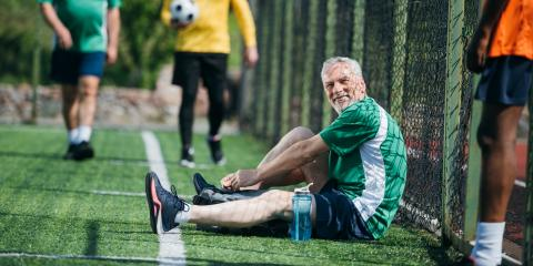 3 Common Soccer Injuries to Avoid, ,
