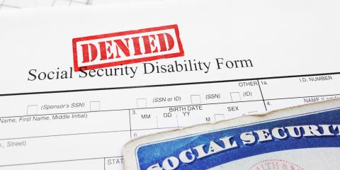 3 Ways to Handle a Denied SSDI Claim in New York, Rochester, New York