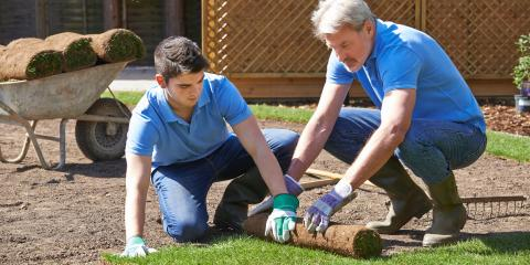 Why You Should Turn to the Professionals for Sod Installation, St. Peters, Missouri