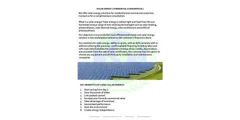 New York City's Top Energy Consultants Explain the Benefits of Solar Energy, Queens, New York