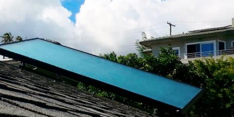 Solar Water Heaters Can Save You Money & Help the Environment, Honolulu, Hawaii