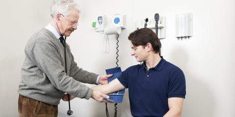 A Guide to High & Low Blood Pressure, Kenai, Alaska