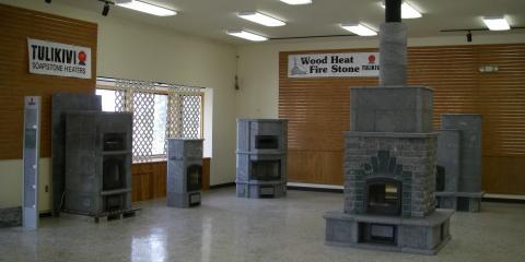 Understanding the Tulikivi® Soapstone Masonry Heater, Soldotna, Alaska