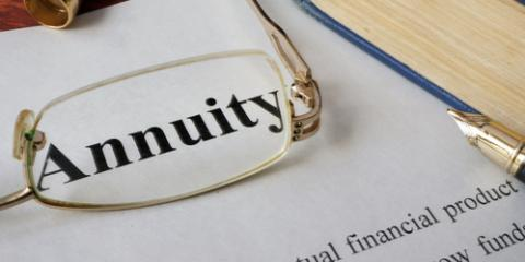 What to Know if You're Considering Purchasing an Annuity Plan, Somerset, Kentucky
