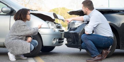 Kentucky Car Wreck Lawyers Discuss the Top 3 Causes of Traffic Accidents, Somerset, Kentucky