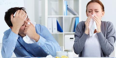 5 Prevention Methods to Protect Your Office from the Flu, Somerset, Kentucky